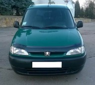мухобойка Peugeot Partner 1