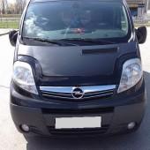 мухобойка Opel Vivaro 1
