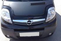 заказать Мухобойка Опель Виваро (дефлектор капота Opel Vivaro)