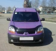 заказать Мухобойка Рено Кангу 1 (дефлектор капота Renault Kangoo