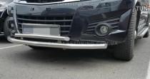 Can Otomotiv Двойная дуга бампера Грейт Вол Ховер (защита переднего бампера Great Wall Hover)