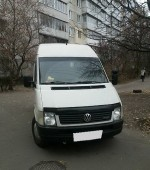 заказать Мухобойку Фольксваген ЛТ3 (дефлектор капота Volkswagen