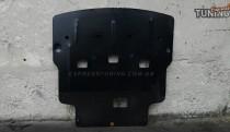 Защита двигателя Хендай Соната 7 (защита картера Hyundai Sonata 7 LF)