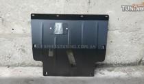 Защита двигателя Джип Гранд Чероки ФЛ рестайл (защита картера на Jeep Grand Cherokee FL)