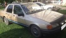 купить Дефлектор капота Форд Сиерра (мухобойка Ford Sierra)
