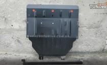 Защита двигателя Рено Трафик 3 1,6TD (защита картера Renault Trafic 3 радиатора, КПП)
