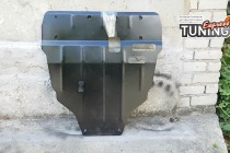 Защита двигателя Тойота Приус 3 (защита картера Toyota Prius 3)