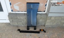 Защита раздаточной коробки ВАЗ Нива 2121 (защита раздатки Niva 2121)