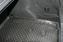 автомобильный коврик багажника BMW X1 E84)