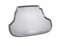 Коврик в багажник Чери А13 седан (автомобильный коврик багажника Chery A13 sedan)