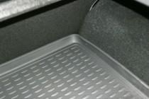 автомобильный коврик багажника Форд Фокус 2 хэтчбек)