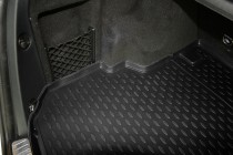 автомобильный коврик багажника Mercedes GLK X204