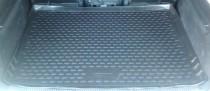 Коврик в багажник Шкода Румстер (автомобильный коврик багажника Skoda Roomster)