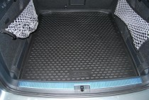 Коврик в багажник Шкода Суперб 3 (автомобильный коврик багажника Skoda Superb 3)
