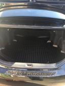 Резиновый коврик багажника Toyota Camry 40 фото