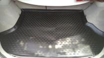 Коврик в багажник Тойота Приус (автомобильный коврик багажника Toyota Prius)