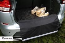 автомобильный коврик багажника Hyundai Creta