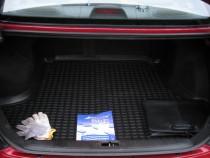 Коврик в багажник Хендай Элантра 3 ХД (автомобильный коврик багажника Hyundai Elantra 3 XD)