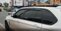 Дефлекторы окон БМВ Х5 Ф15 (ветровики BMW X5 F15)