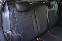 Чехлы в салон Альфа Ромео Джульетта (авточехлы на сидения Alfa R