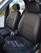 Чехлы Daewoo Lanos Pick-up (авточехлы на сиденья Дэу Ланос Пикап)