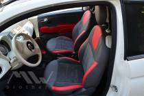 купить Чехлы Fiat 500)