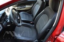 купить авточехлы на сиденья Fiat Grande Punto)