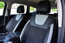Чехлы Ford Escape 3 (авточехлы на сиденья Форд Эскейп 3)