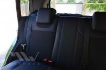 Чехлы на сиденья Ford Fiesta MK5