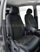 Чехлы в салон Ford Fiesta 5 (авточехлы на сиденья Форд Фиеста МК