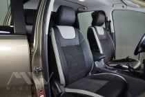 Чехлы в салон Форд Рейнджер 3 (авточехлы на сиденья Ford Ranger