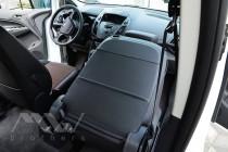 Чехлы в авто Форд Коннект 2