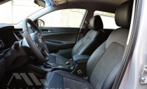 Чехлы салона Hyundai Tucson TL