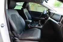 фото Чехлов Киа Cпортейдж 4 (авточехлы сидений Kia Sportage 4)