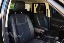 Чехлы Ленд Ровер Фрилендер 2 (авточехлы на сиденья Land Rover Freelander 2)