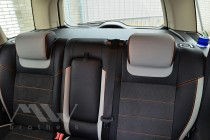 Чехлы в салон Land Rover Freelander 2