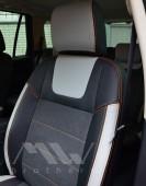 заказать Чехлы Land Rover Freelander 2 (авточехлы на сиденья Лен