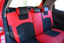 авточехлы на сидения Mazda 2 DE