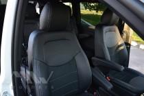 Чехлы Мерседес Вито 447 (авточехлы на сидения Mercedes Vito W447 пассажир)