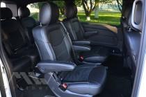 Чехлы для Мерседес Вито 447 пассажир (авточехлы на сидения Merce