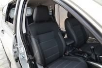Чехлы Митсубиси Паджеро Спорт 3 (авточехлы на сидения Mitsubishi Pajero Sport 3)