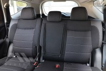авточехлы на сидения Mitsubishi Pajero Sport 3