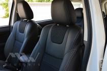Чехлы Mitsubishi Pajero Sport 3 (авточехлы на сидения Митсубиси Паджеро Спорт 3)
