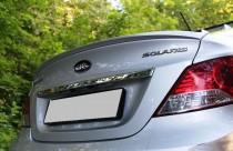 Оригинальный спойлер для автомобиля Hyundai Accent седан
