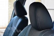 купить Чехлы Ниссан Лиф (авточехлы на сидения Nissan Leaf)