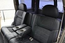авточехлы на сидения Nissan Patrol Y61