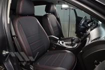 Чехлы в салон Опель Инсигния 1 (авточехлы на сидения Opel Insign