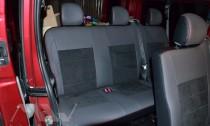 Чехлы Рено Трафик пассажир (авточехлы на сидения Renault Trafic)