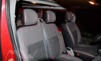 Чехлы в салон Рено Трафик пассажир