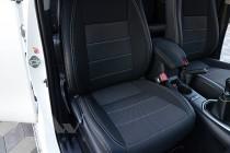 автомобильные Чехлы Тойота Хайлюкс 8 (авточехлы на сидения Toyot